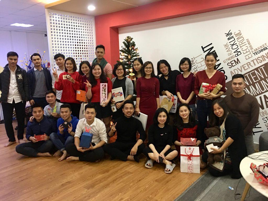 Trao Yêu Thương Nhận Ấm Áp – Noel 2019 tại Baza